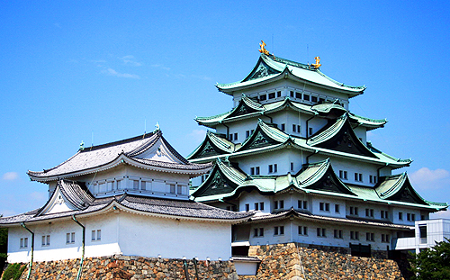 06-02-02 Nagoya Castle - another view