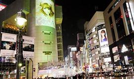 De compras por Japón