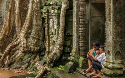 Cuidades de obligada visita en Camboya