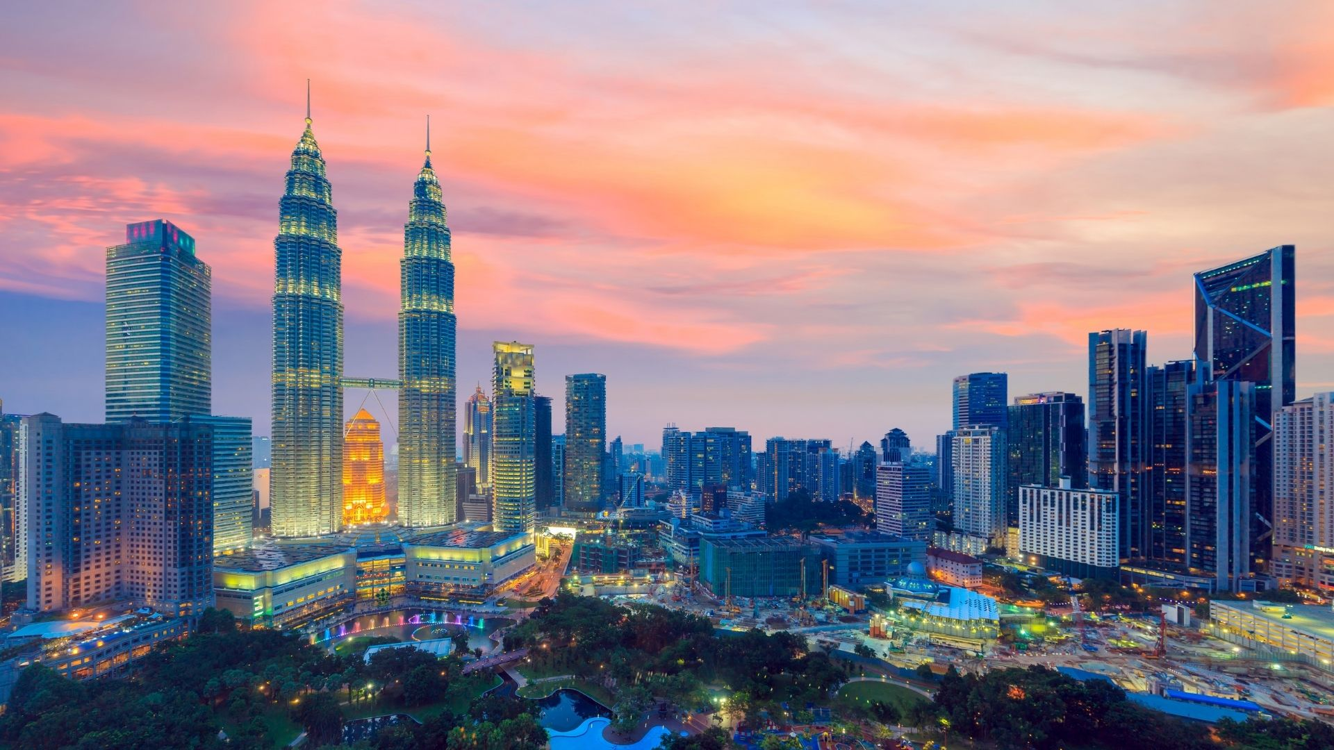 Malasia ciudad de contrastes