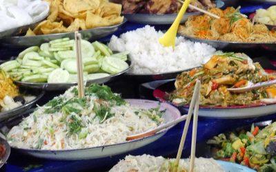 Laos y Camboya: paraísos gastronómicos