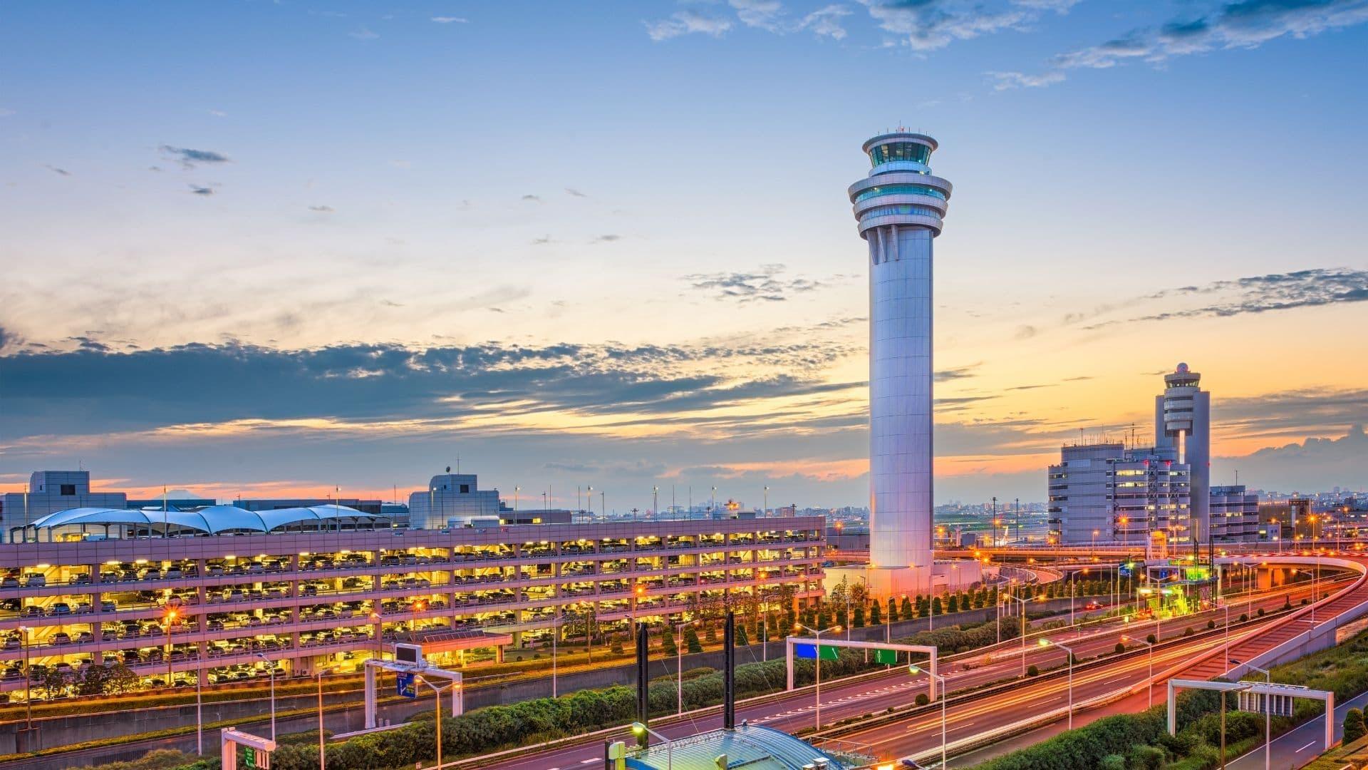 Aeropuerto de Tokyo Haneda