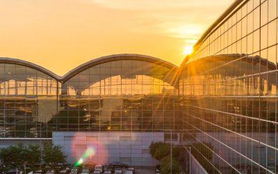 Los mejores aeropuertos de Asia