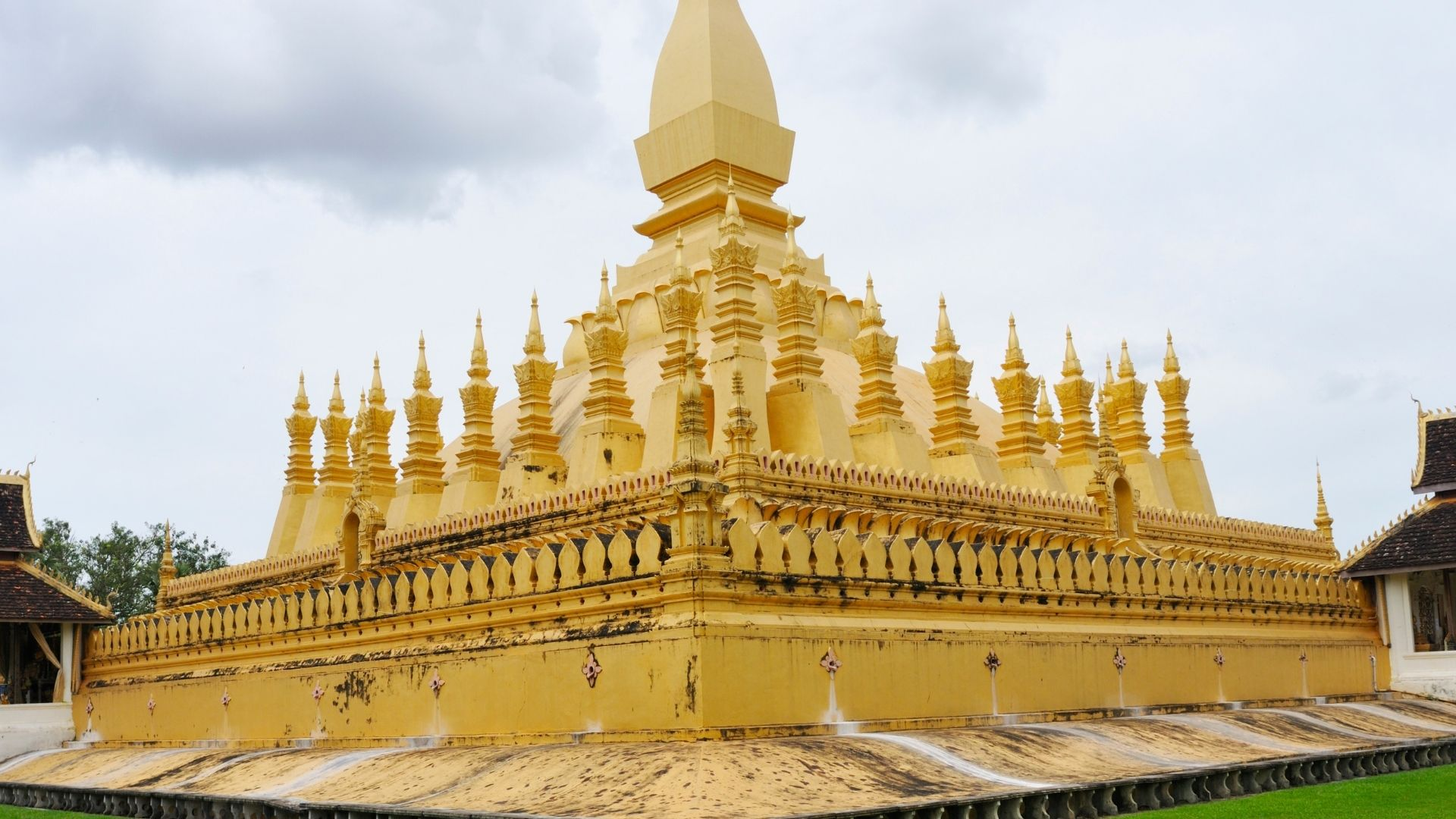 Estupa de That Luang