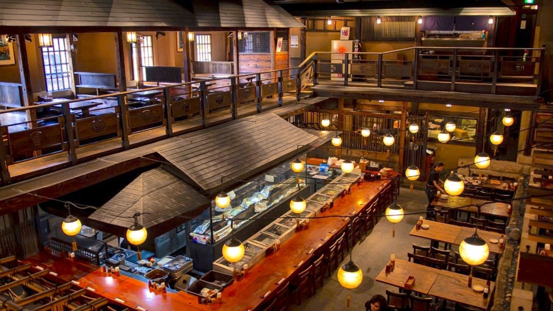 Restaurante Gonpachi