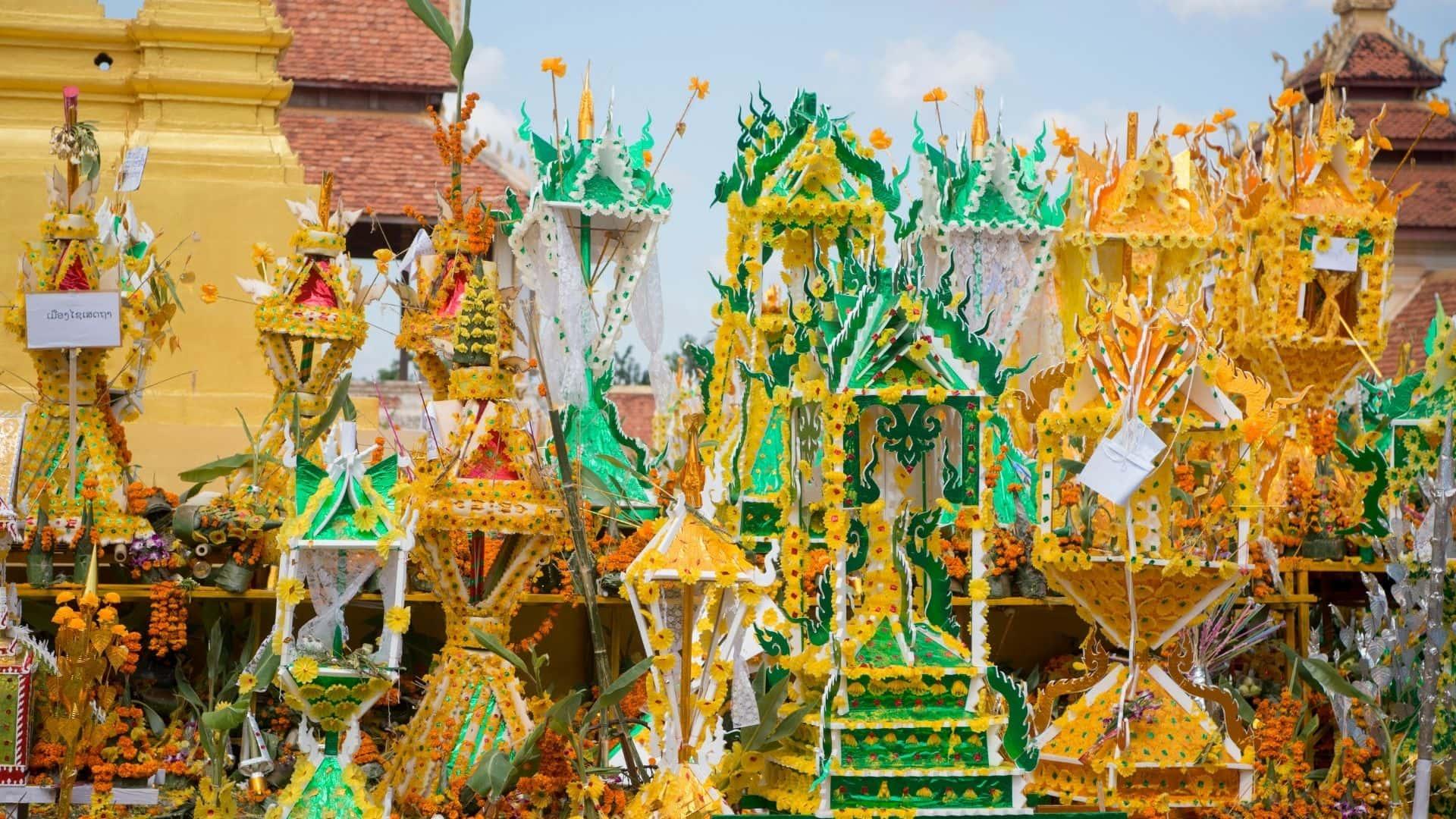 Festival de Boun Pha Vet