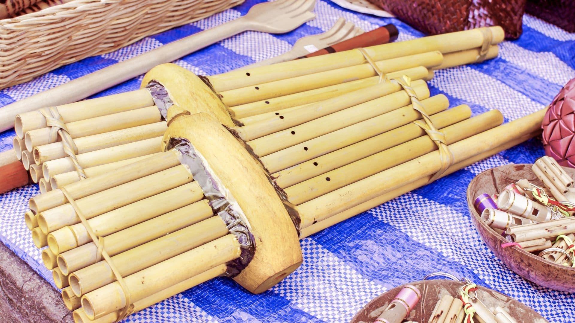 Instrumento musical Khene