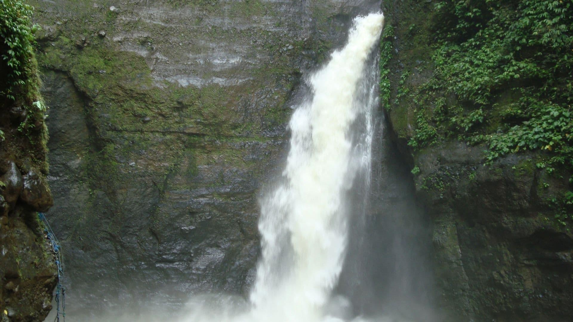 Cataratas de Pagsanjan Luzon, Filipinas