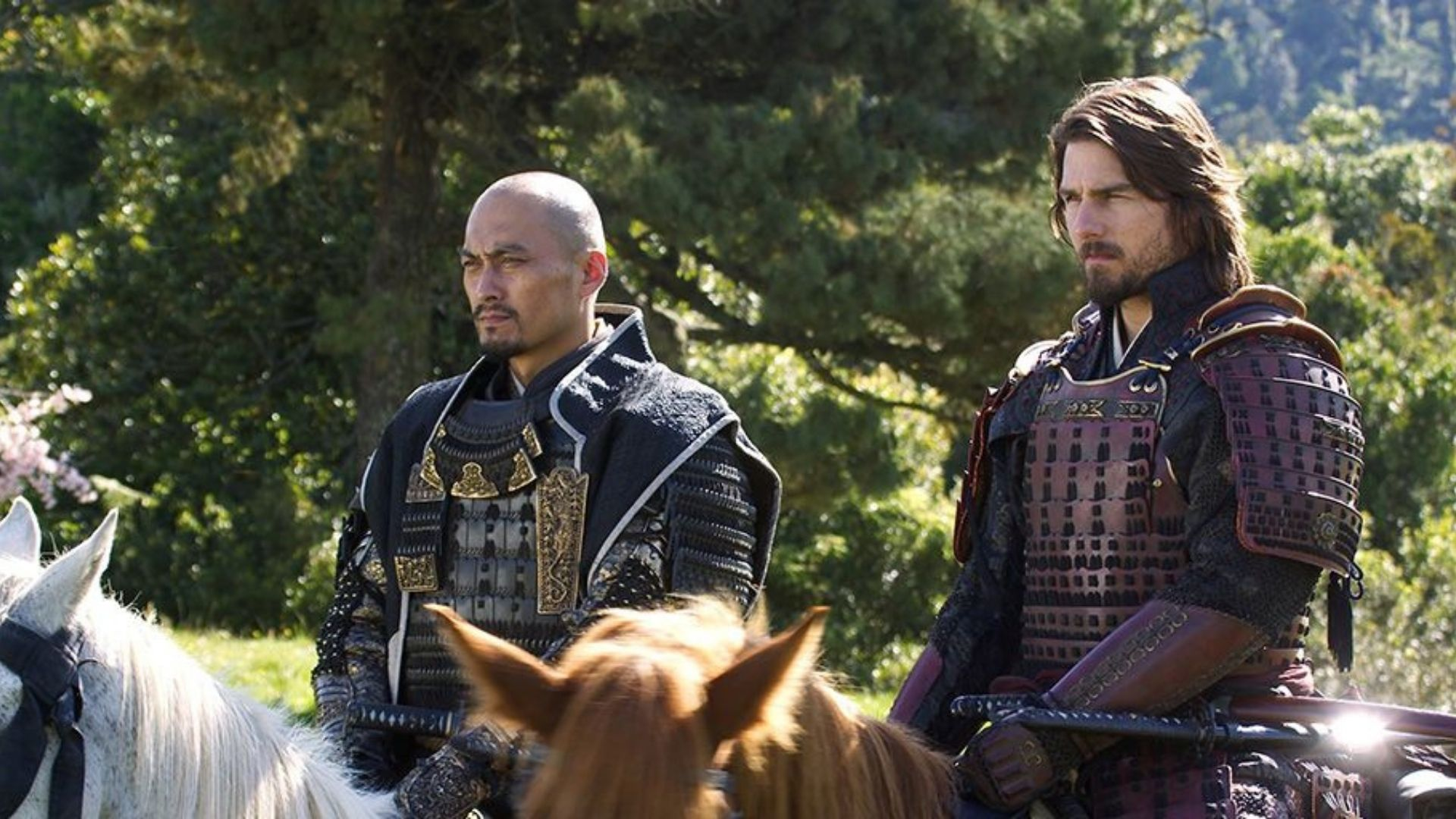 Actores de el ulitmo samurai