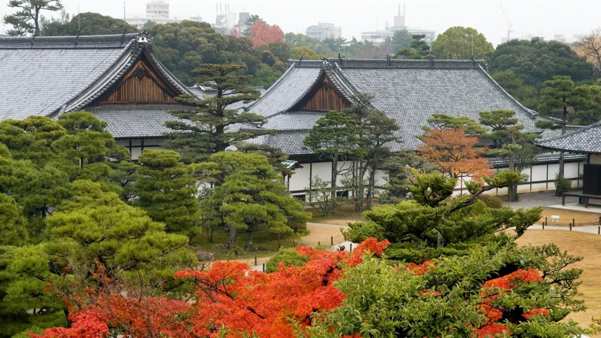 castilloNijo en Japón escenario de la película el ultimo samurai