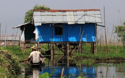 El fascinante lago Inle de Myanmar (antigua Birmania)