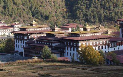 Los Dzongs: los monasterios fortificados de Bhutan