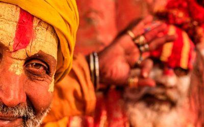 Sadhus: Los hombres santos de India