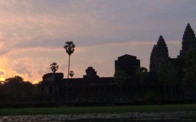 Las maravillas de Angkor Wat en Camboya