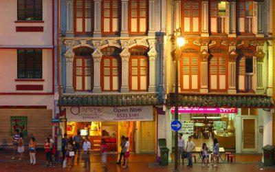 Los colores de Singapur