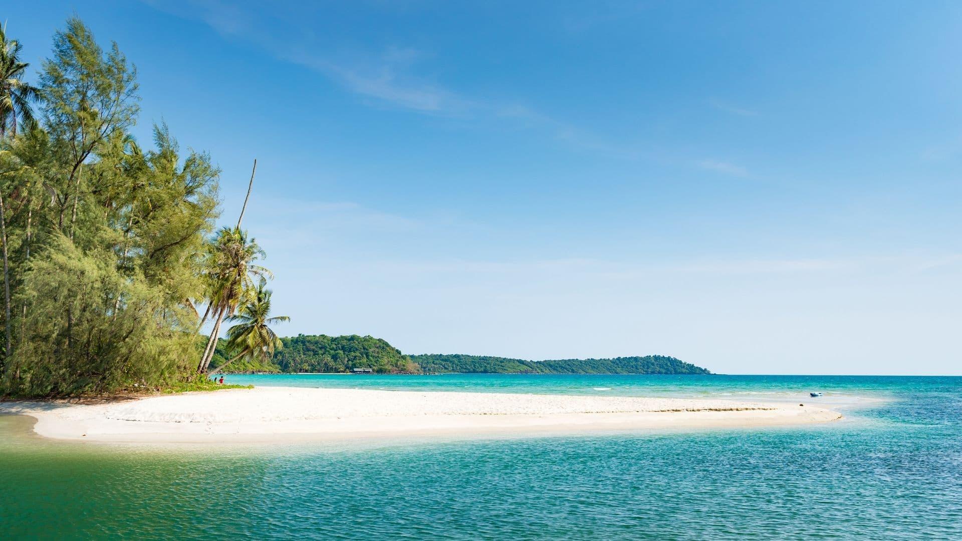 Koh Kood en Tailandia