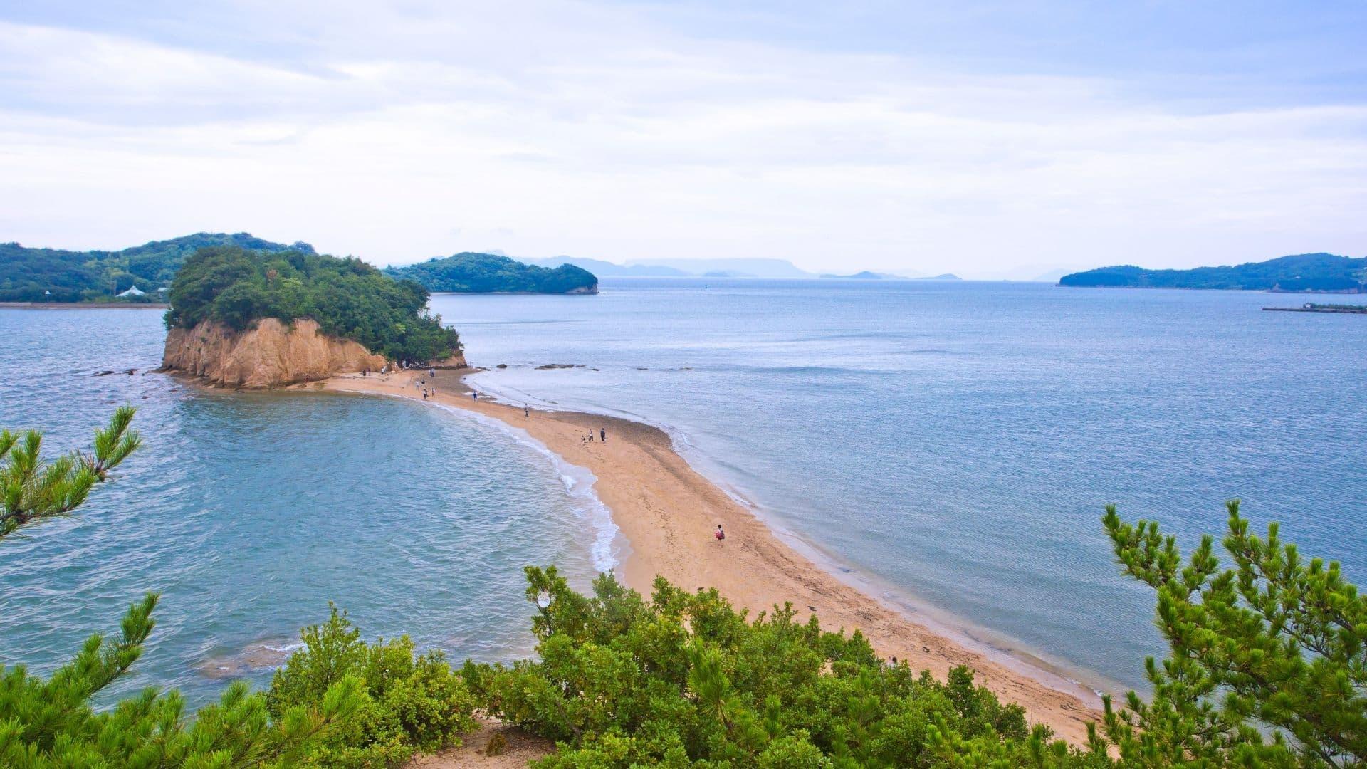 Shodoshima en Japón