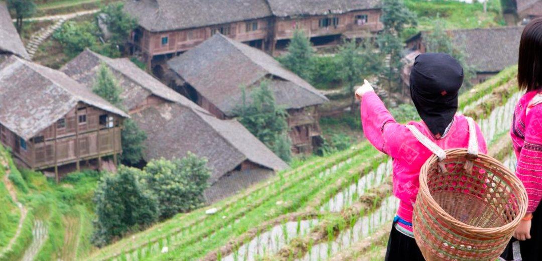 Las fascinantes tribus tailandesas