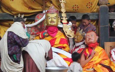 Bután, el reino de la felicidad