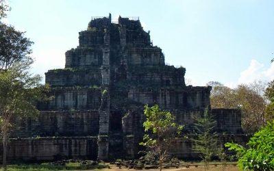 Las Maravillas de Koh Ker en Camboya