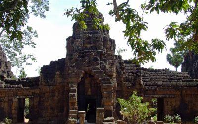 Udong y Tonle Bati en Camboya
