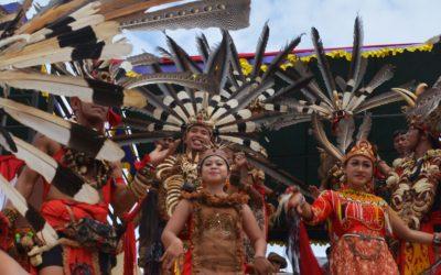 Tribus de Sarawak, Malasia