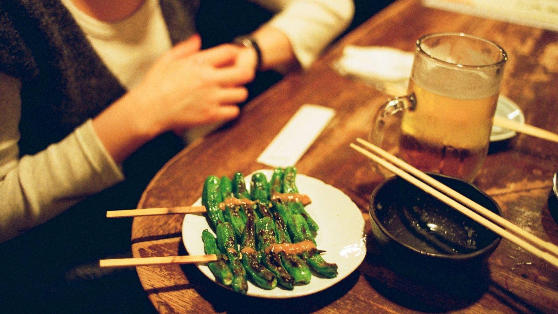 restaurante tipo Yakitori de Japón