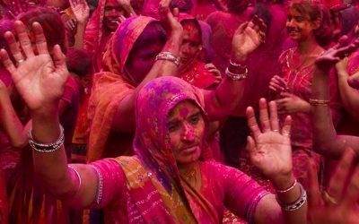 5 Cosas que no sabías del Festival Holi de la India