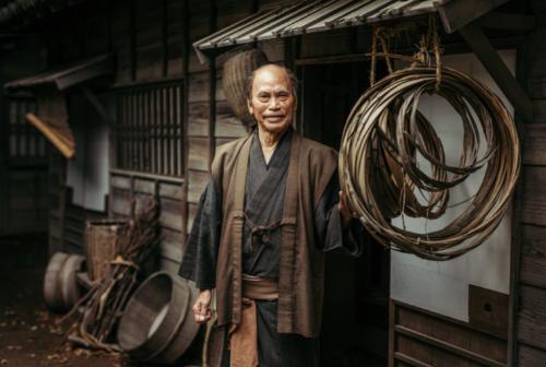 Anciano Japonés y la longevidad