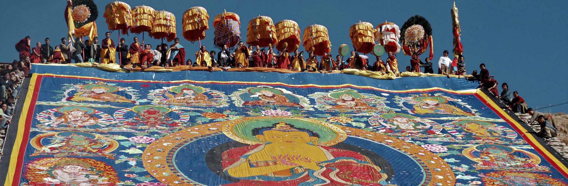 CN Paisaje de China y Tibet 15 días 2