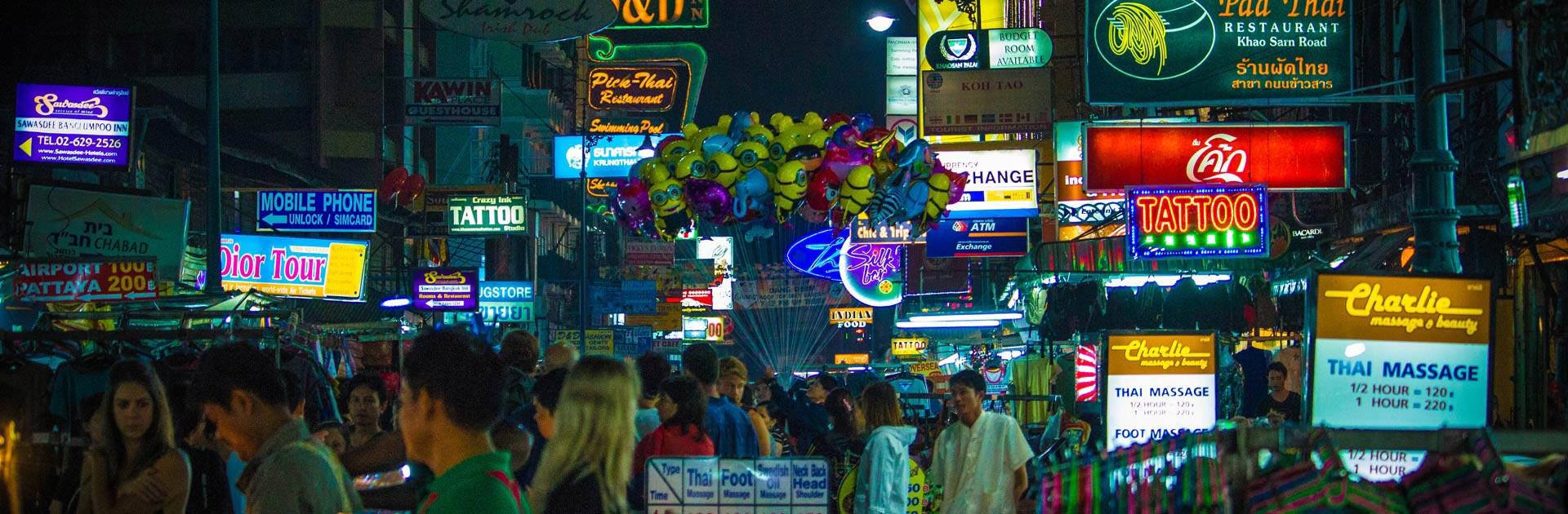 TH Bangkok y Krabi 10 días 2