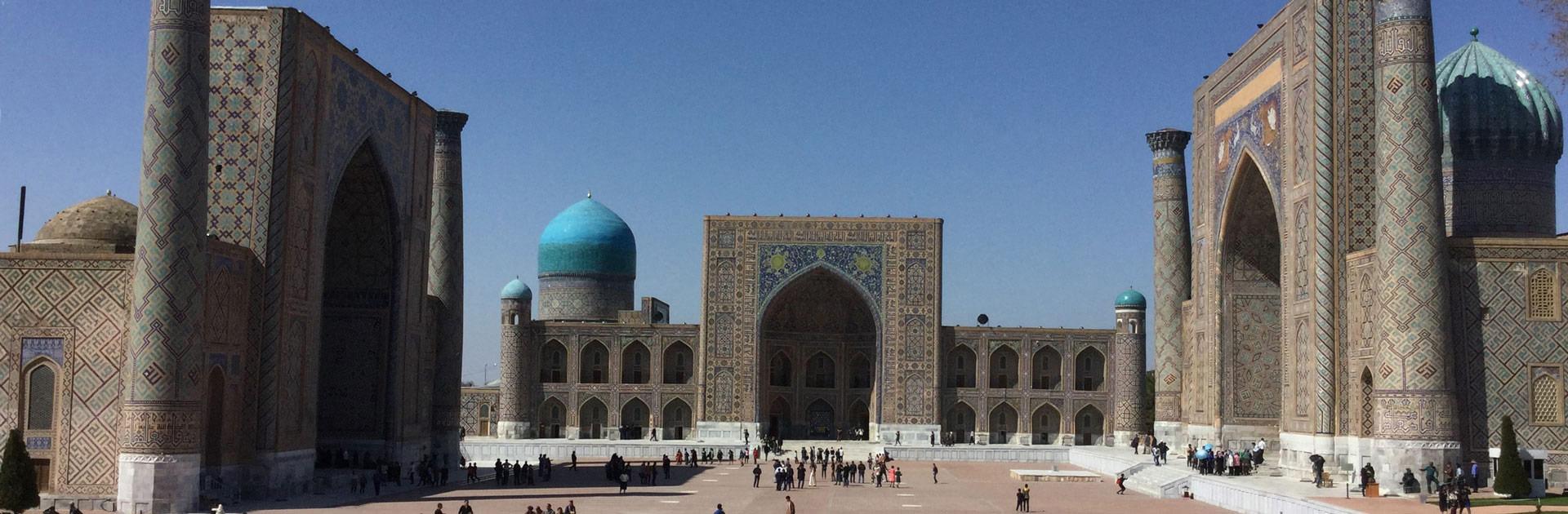 UZ Esencia de Uzbekistán 9 días 2