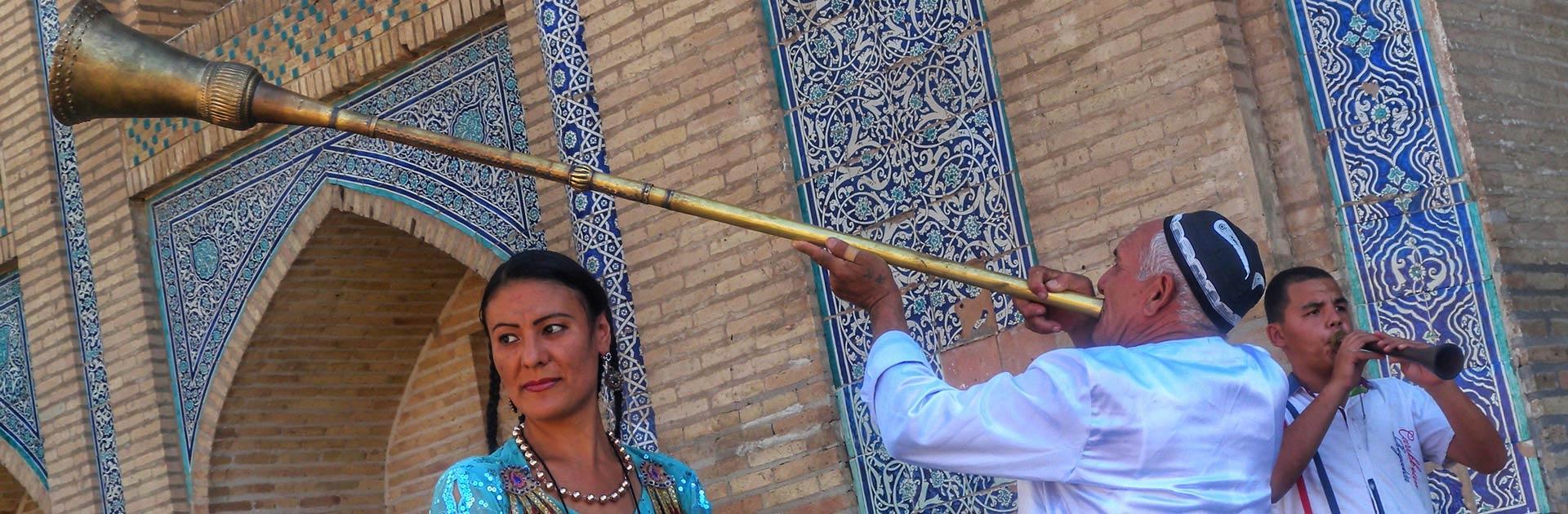 UZ Esencia de Uzbekistán 9 días 3