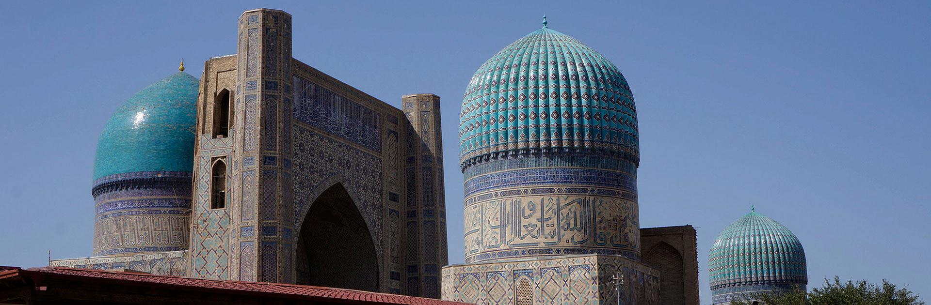 UZ Gran Tour de Uzbekistán 16 días 3