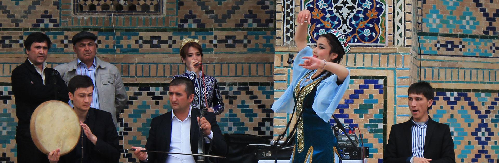 UZ Maravillas de Uzbekistán 11 días 2