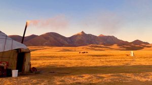 UZ Ruta de la Seda con yurtas 11 días 1