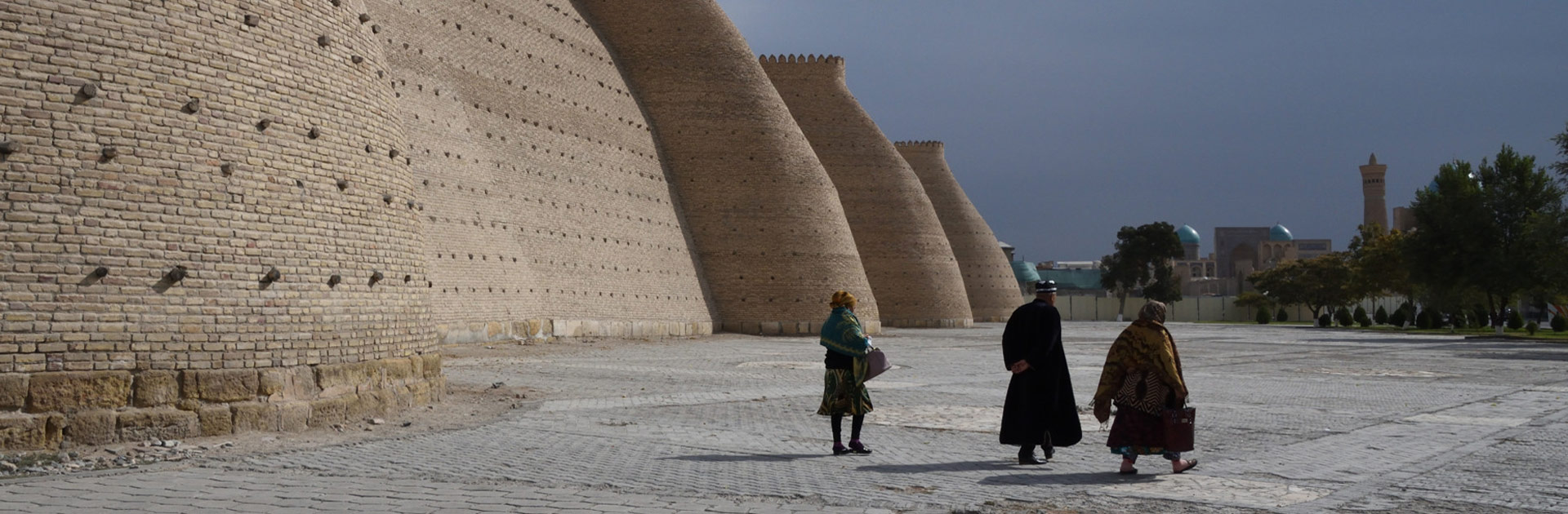 UZ Uzbekistán Espíritu del Pasado 8 días 1