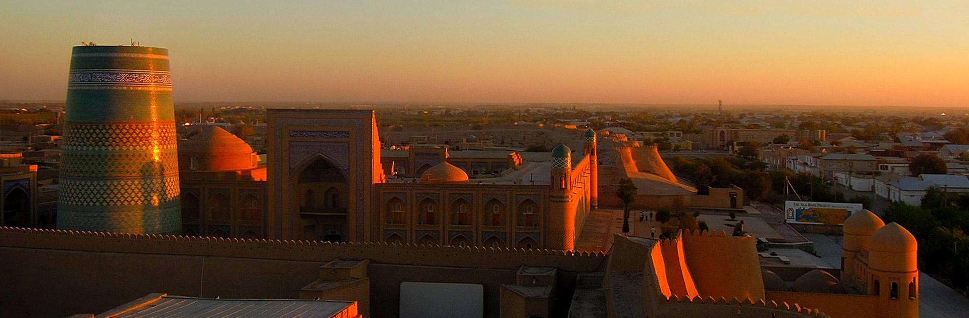 UZ Uzbekistán Espíritu del Pasado 8 días 3
