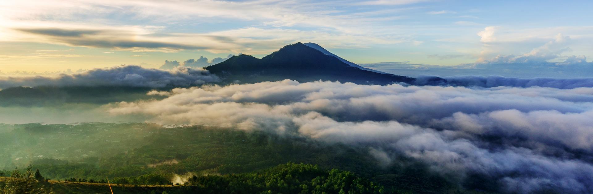 ID Estancia en Tanjung Benoa volcán Batur