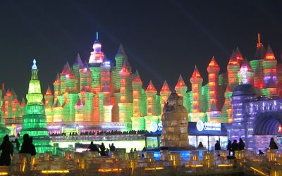 El Increíble Festival de Hielo de Harbin
