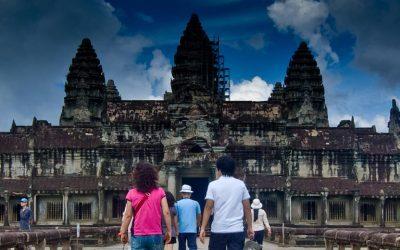 Angkor: El abandono y la selva
