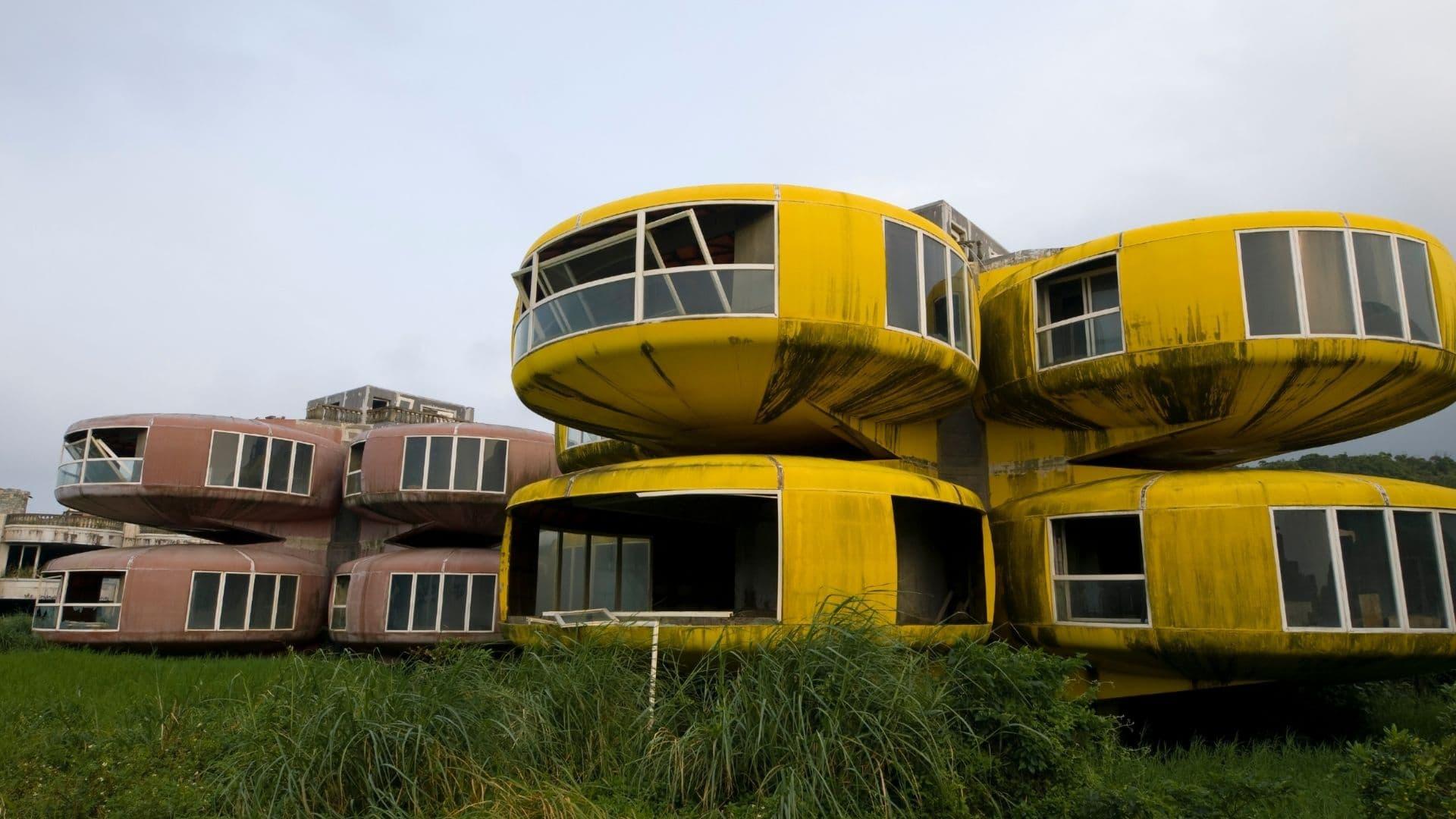 La ciudad futurista abandonada de San Zhi