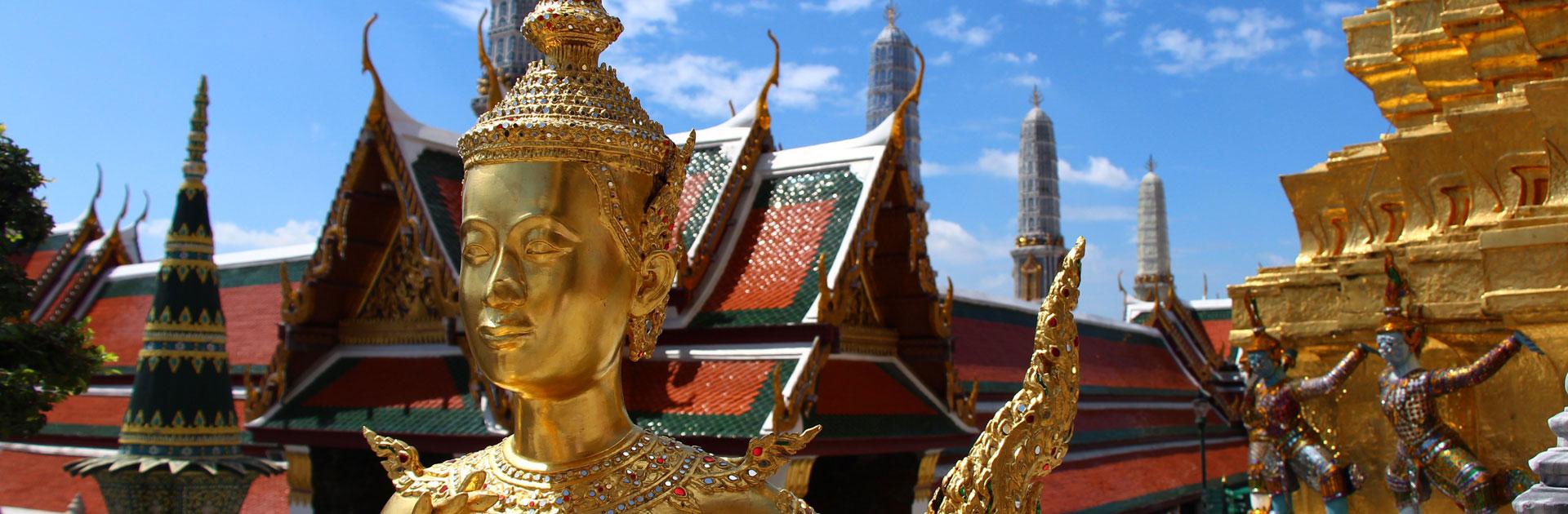 TH Bangkok y Phuket 10 días 2