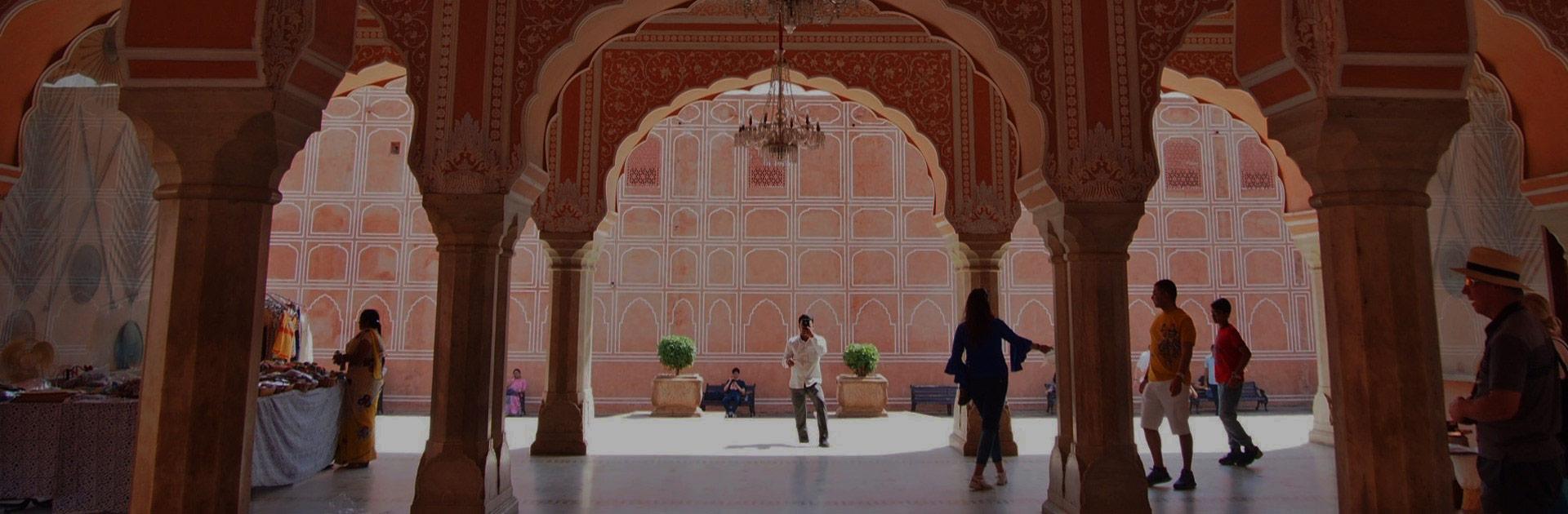 IN India sueña con palacios 15 días 4