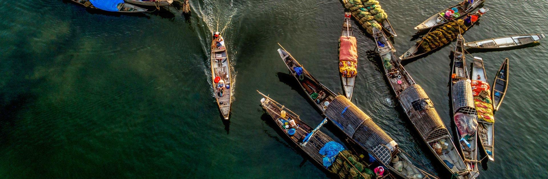KHVN Vietnam y Camboya por el Mekong 17 día 1