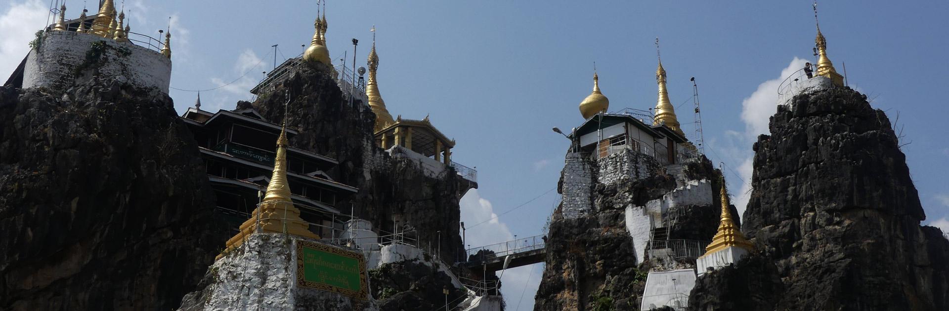 MM Trekking en Myanmar 14 días 3