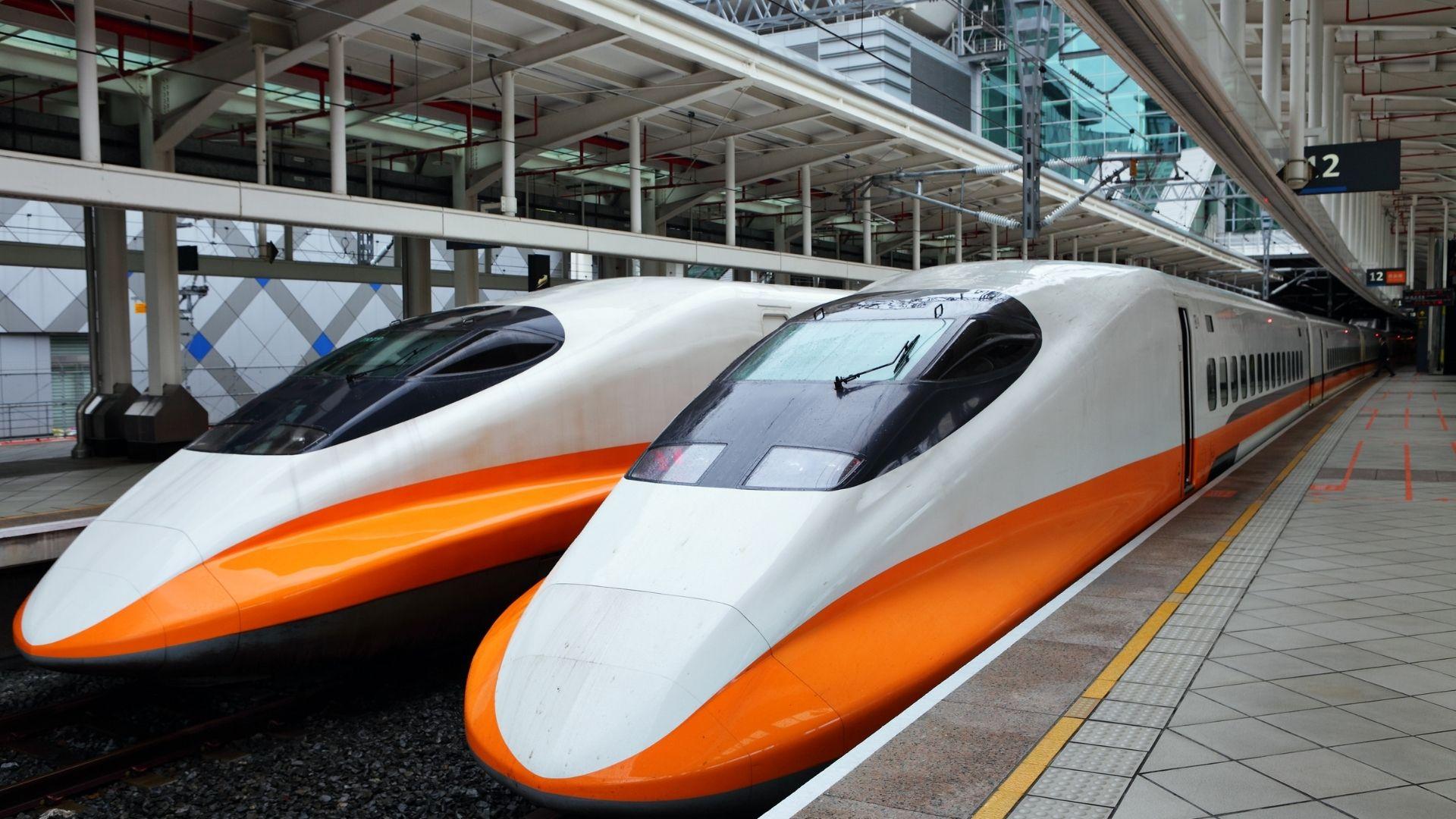 Usar el Japan rail pass en el tren bala