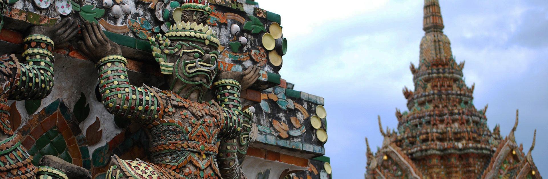 TH Bangkok y playas del Mar de Andamán 12 días 1
