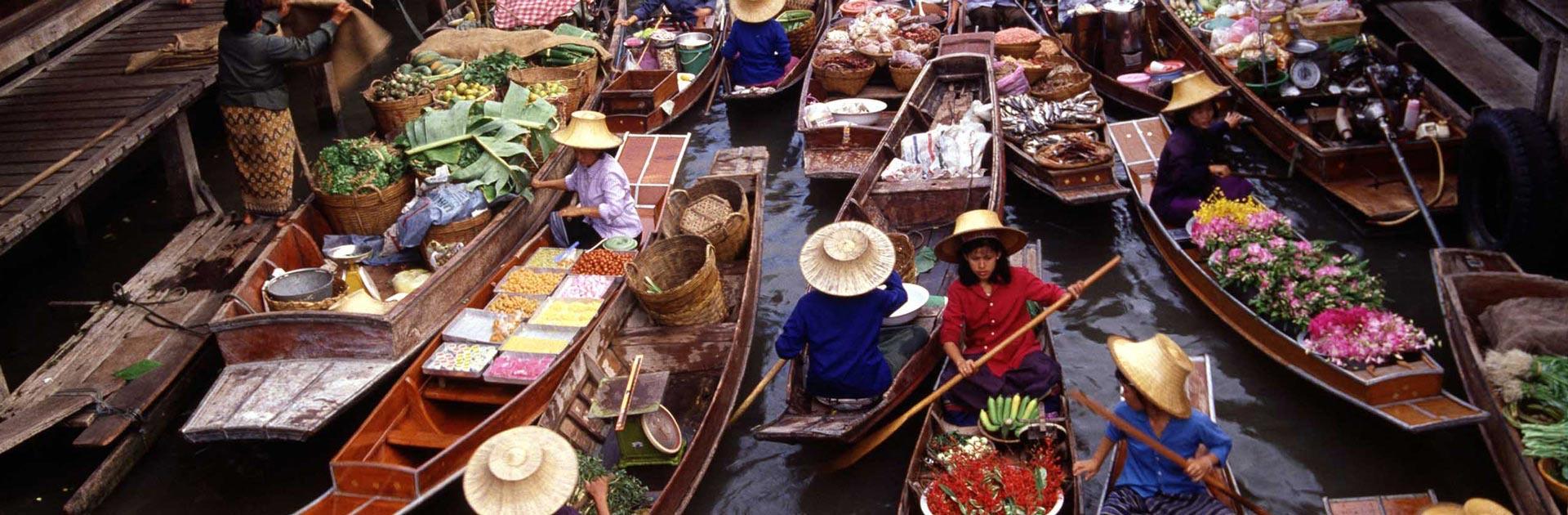 TH Bangkok y playas del Mar de Andamán 12 días 2