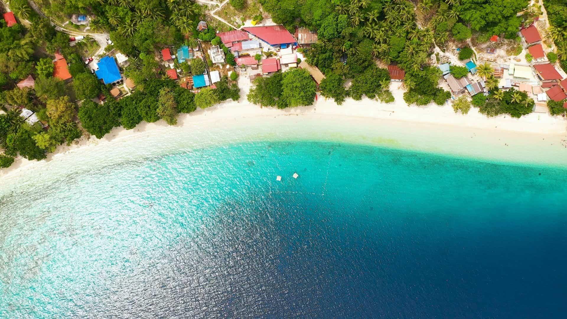 Davao es una de las Mejores playas asiáticas